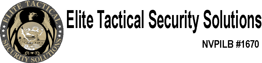 Elite Tactical Security Solutions